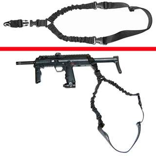 Trinity One-point Black Bungee Sling For BT TM7