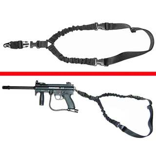 Trinity One Point Black Bungee Sling for TIPPMANN A5