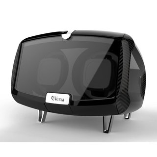 Versa Black Enzo Double Watch Winder