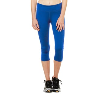 Capri Women's Royal Sport Leggings