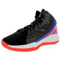 Adidas Men's Speedbreak Black/Solred/ Basketball Shoe