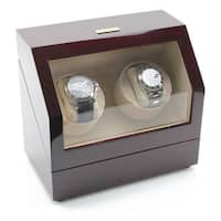 Heiden Cherry Battery-powered Dual Watch Winder