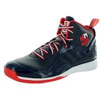 Adidas Men's D Howard 5 Navy/Scarlett/White Basketball Shoe