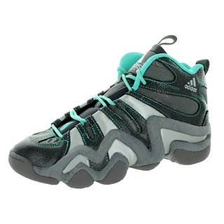 Adidas Men's Crazy 8 Grey/ Basketball Shoe