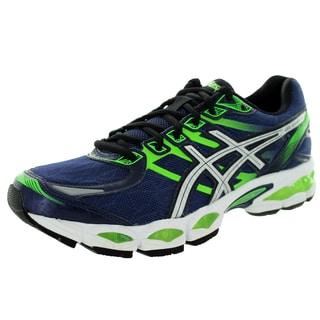 Asics Men's Gel-Evate 3 Midnight/Lightning/Flash Green Running Shoe