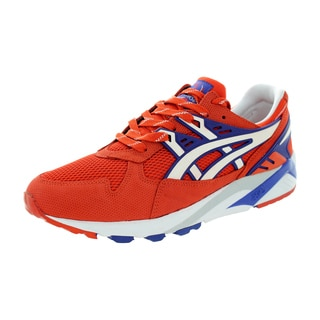 Asics Men's Gel-Kayano Trainer Orange/White Training Shoe