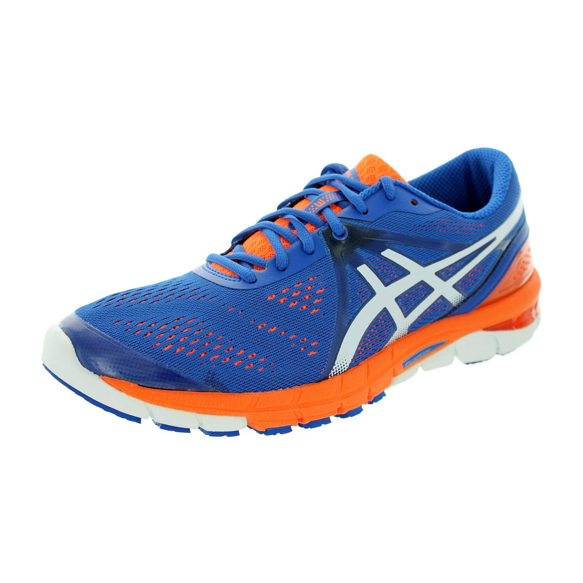 Asics Men's Gel-Excel33 3 Royal/White/Flash Orange Runnin...