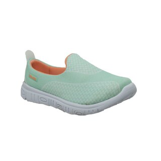 Women's Comfort Stride Green/Orange