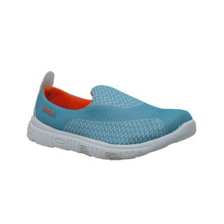 Women's Comfort Stride Blue/Orange