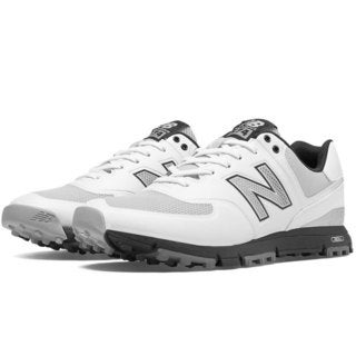 New Balance Classic 574 Golf Shoes 2015 White