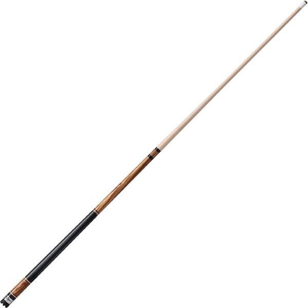Viper Naturals 2-Piece Quick Release Zebrawood 58-inch Billiard Cue Stick