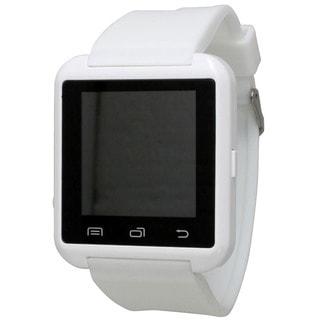 Olivia Pratt Silicone Smart Watch (Option: Black)