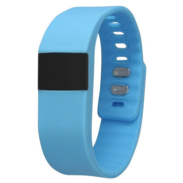 Olivia Pratt Silicone Fitness Smart Watch