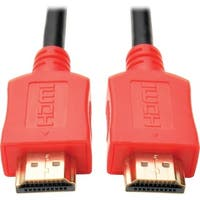 Tripp Lite 10ft High Speed HDMI Cable Digital A/V 4K x 2K UHD M/M Red