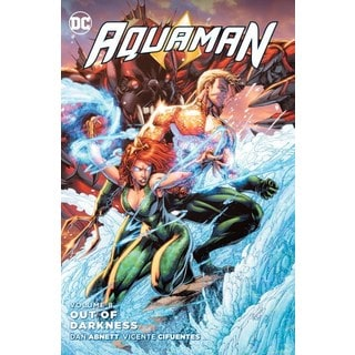 Aquaman 8: Out of Darkness (Paperback)