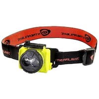 Streamlight Yellow 120-volt USB-rechargable Double-clutch Head Lamp