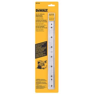 "DeWalt DW7342 12-1/2"" Replacement Planer Knives"
