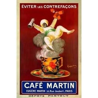 Leonetto Cappiello Vintage Advertisement Gallery-wrapped Multicolored Canvas Art