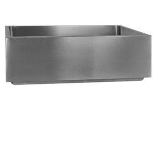 Bailey 36-inch Stainless Steel Single Bowl Farm Sink (Option: Stainless Steel)