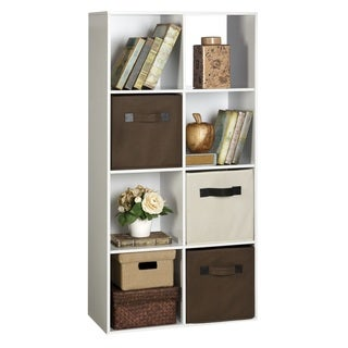 OneSpace 8-cube Organizer (2 options available)