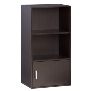 Comfort Products Adina Wood Small Bookshelf
