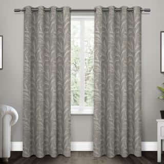 ATI Home Kilberry Woven Blackout Grommet Top Window Curtain Panel Pair|https://ak1.ostkcdn.com/images/products/12349058/P19177532.jpg?impolicy=medium