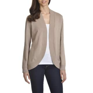 89th & Madison Women's Open Fly Away Cardigan https://ak1.ostkcdn.com/images/products/12349590/P19178373.jpg?impolicy=medium