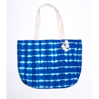 Marfa Lights Shibori Tote (India)