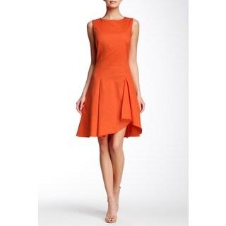 Amelia Sleeveless Cotton Dress