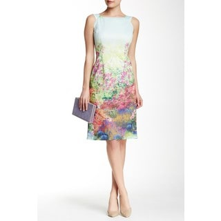 Amelia Women's Multicolored Cotton Sleeveless Dress