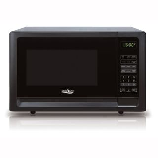 Black+Decker EM925AFO-P2 0.9-Cubic Foot Microwave, Black