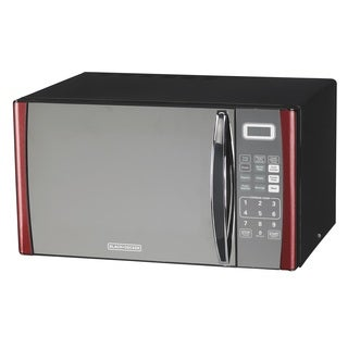 Nostalgia Electrics Retro Series 0 7 Cubic Foot Microwave