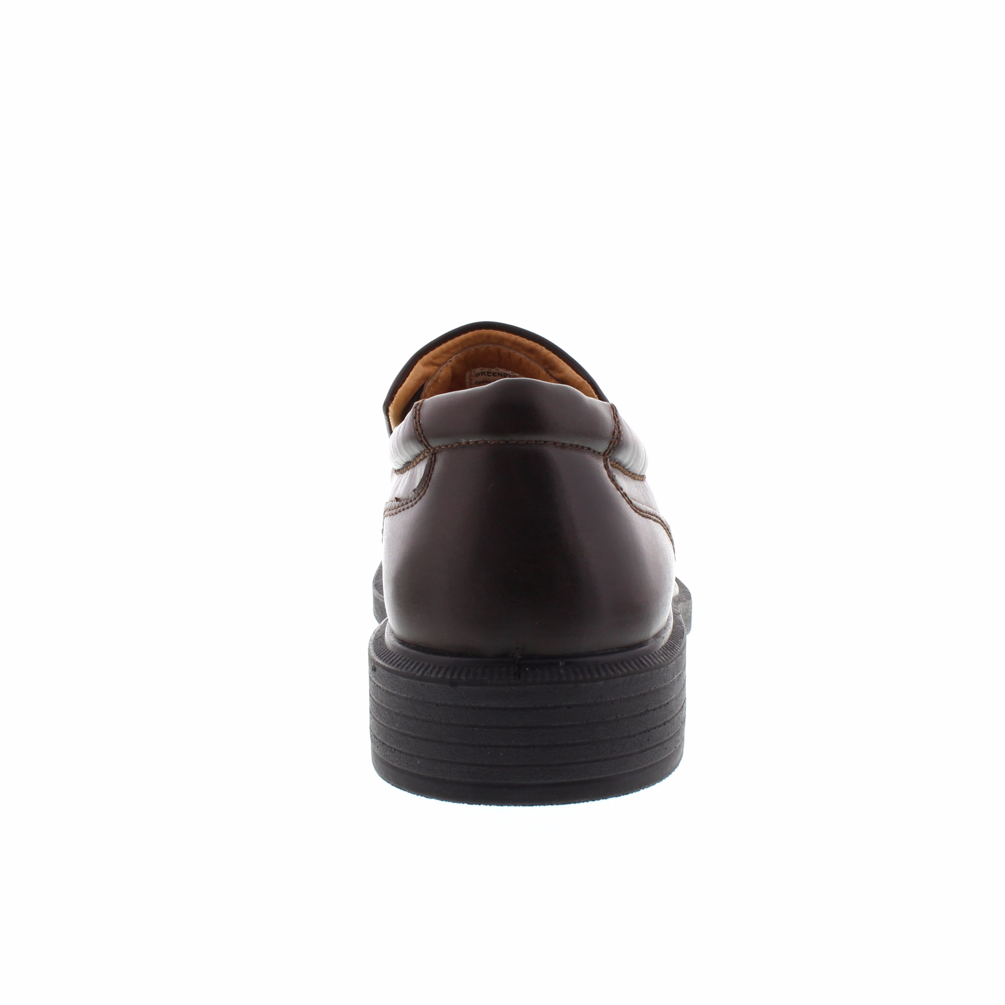 Deer Stags 902 Greenpoint Brown Faux leather Shoes