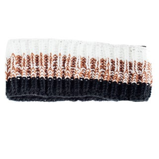 Women's Soft Knitted Warm Snowboarding Ski Headband (Nepal)