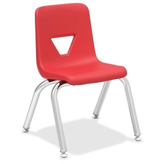 """Lorell 12"""" Stacking Student Chair"""