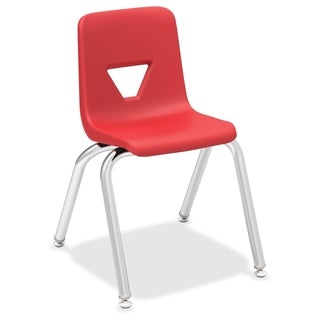 """Lorell 14"""" Stacking Student Chair"""