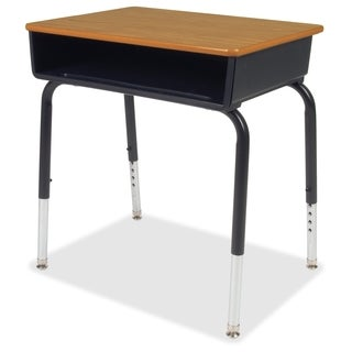 Lorell Book Box Student Desk
