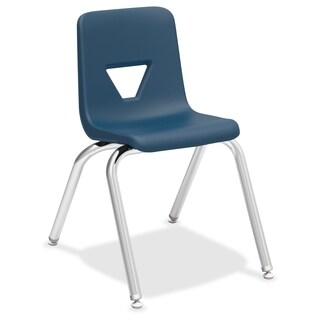 """Lorell 16"""" Stacking Student Chair"""