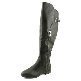 Rialto Women's 'First Row' Wide Calf Leather Boots