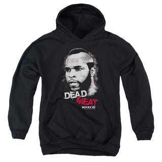 MGM/Rocky Iii/Dead Meat Youth Pull-Over Hoodie in Black