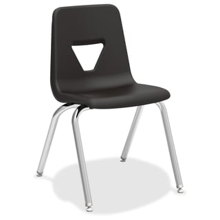 """Lorell 18"""" Stacking Student Chair"""