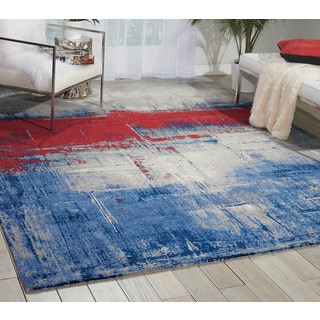 Nourison Twilight Multicolor Area Rug (7'9 x 9'9)