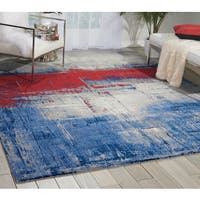 Nourison Twilight Multicolor Area Rug - 7'9 x 9'9