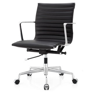 M5 Aniline Leather Ergonomic Office Chair