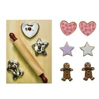 "The Queen's Treasures Cookie Baking Gift Set with Tools & Cookies Fits 18"" Doll Accessories & Food"