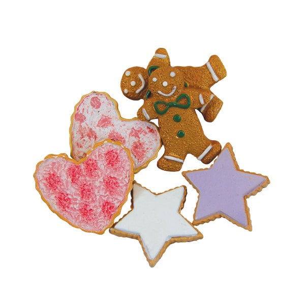 """The Queen's Treasures Set of 6 Cookies Baked Goods Fits 18"""" Doll Accessories & Food"""