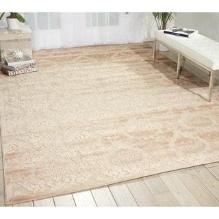 Nourison Ultima Ivory/Sand Area Rug (2'2 x 3'9)