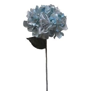 29-inch Silver Velvet Hydrangea with 7-inch Flower