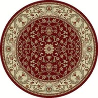 Concord Global Chester Verdure Area Rug - 7'10 x 7'10