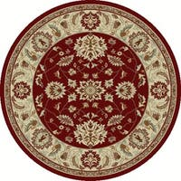 "Concord Global Chester Marshall Area Rug - 5'3"" x 5'3"""